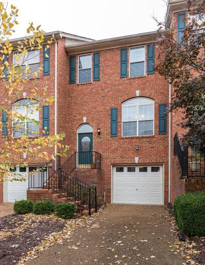 Brentwood Condo/Townhouse Under Contract - Not Showing: 104 Carriage Ct