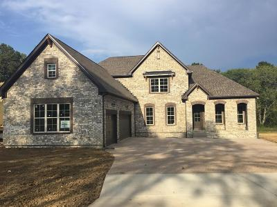 Lebanon Single Family Home For Sale: 112 Watermill Lane Lot 6
