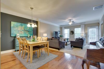 Brentwood Condo/Townhouse Under Contract - Not Showing: 5516 Prada Dr