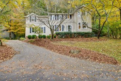 Nashville Single Family Home For Sale: 7730 Sawyer Brown Rd