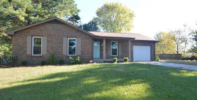 Clarksville Single Family Home For Sale: 923 Dominion Dr