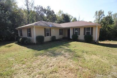 Clarksville Single Family Home Under Contract - Showing: 1270 West Rd