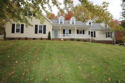 Brentwood Single Family Home For Sale: 1521 Pinkerton Rd