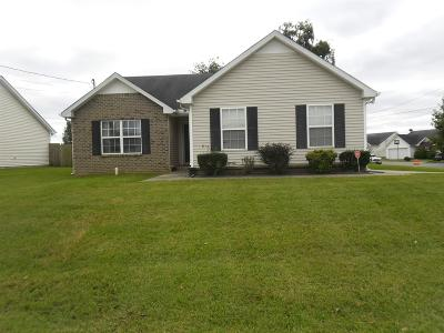 Murfreesboro Single Family Home Under Contract - Showing: 2652 Gold Valley Dr