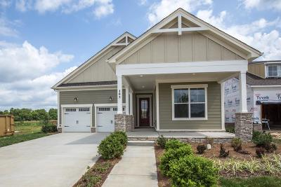 Lebanon Single Family Home For Sale: 2007 Hedgelawn Dr. Lot #127
