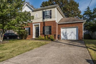 Lavergne Single Family Home Under Contract - Not Showing: 1043 Tom Hailey Blvd