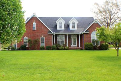 Cookeville Single Family Home Under Contract - Not Showing: 774 Coveview Cir