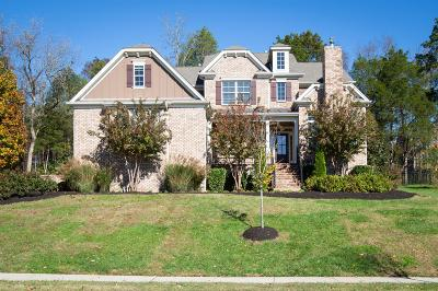 Nolensville Single Family Home For Sale: 2196 Capistrano Way
