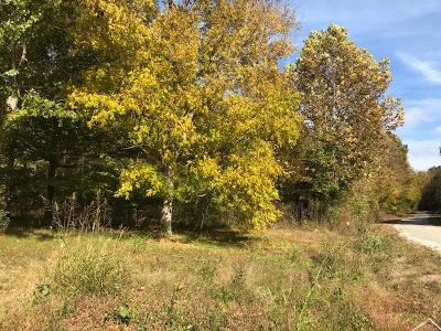 Linden Residential Lots & Land Under Contract - Not Showing: Porter Hollow Rd