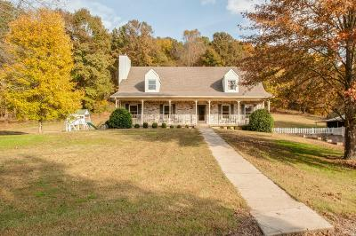 Goodlettsville Single Family Home For Sale: 2000 Shaw Rd