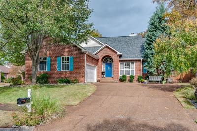 Franklin Single Family Home Under Contract - Showing: 116 Ponder Dr