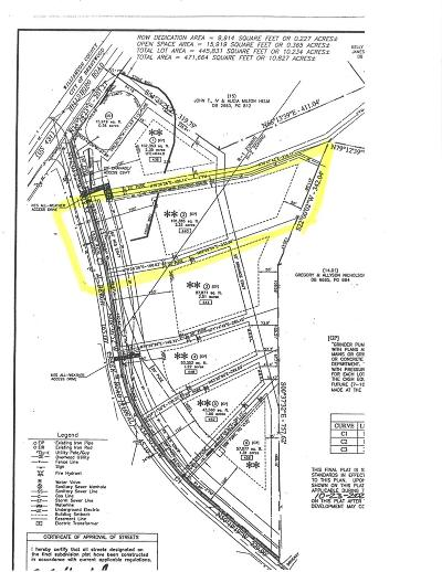 Brentwood Residential Lots & Land For Sale: 440 N Beech Creek Road