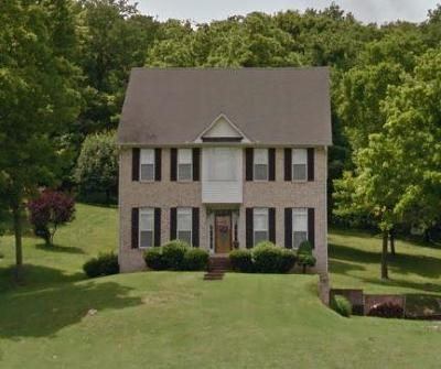 Columbia  Single Family Home For Sale: 1157 Rip Steele Rd