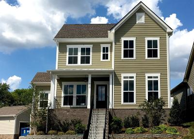 Nolensville Single Family Home For Sale: 512 Pleasant Street #161