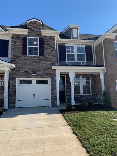 Murfreesboro Condo/Townhouse For Sale: 3236 Brookberry Lane