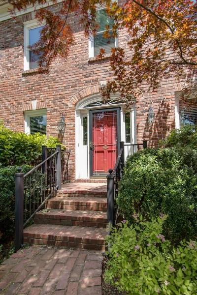 Nashville Condo/Townhouse Under Contract - Not Showing: 107 Sheffield Ct