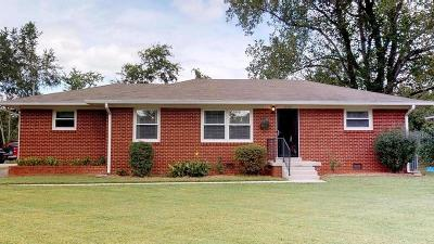 Murfreesboro Single Family Home For Sale: 1002 Glenwood Dr