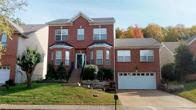 Franklin Single Family Home Under Contract - Showing: 508 Hodges Ct
