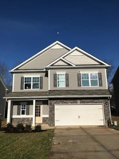 Spring Hill  Single Family Home For Sale: 963 Carnation Drive