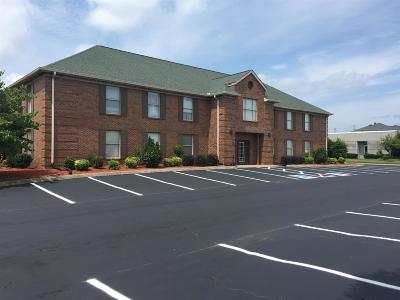 Adams, Clarksville, Springfield, Dover Commercial For Sale: 130 Hillcrest Dr Suite 300-315