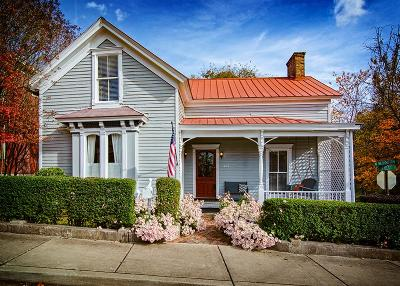 Clarksville Single Family Home For Sale: 433 S 1st St