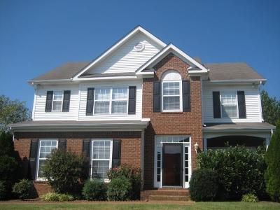 Thompsons Station  Rental Under Contract - Not Showing: 2662 Hansford Dr