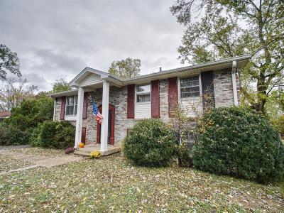 Hendersonville Single Family Home Under Contract - Not Showing: 104 Lynn Dr