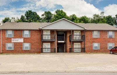 Clarksville Multi Family 5+ Under Contract - Showing: 1257 Parkway Pl