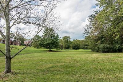 Nashville Single Family Home For Sale: 803 Blackberry Hill