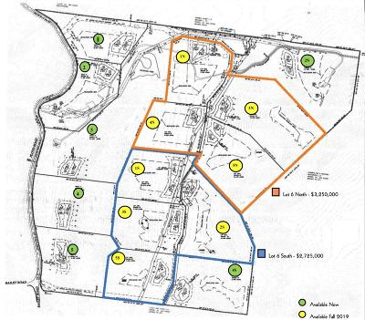 Franklin Residential Lots & Land For Sale: 3400 Floyd Rd Tract 6 South