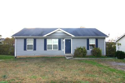 Clarksville Single Family Home For Sale: 960 Granny White Rd