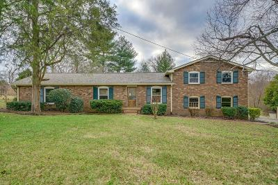 Hendersonville Single Family Home For Sale: 280 Indian Lake Rd