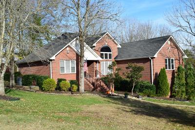 Mt. Juliet Single Family Home For Sale: 1050 Singing Springs Rd