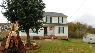 Clarksville Single Family Home Under Contract - Not Showing: 1034 Periwinkle Pl
