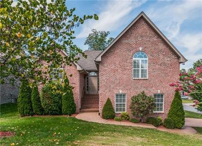 Smyrna Single Family Home For Sale: 4014 Fairway Circle