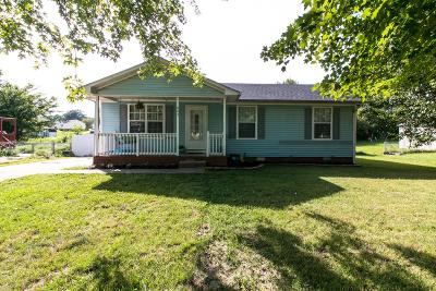 Christian County Single Family Home For Sale: 643 Artic Ave