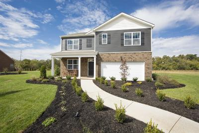 Clarksville Single Family Home Under Contract - Not Showing: 252 Autumn Terrace Ln- Lot 167