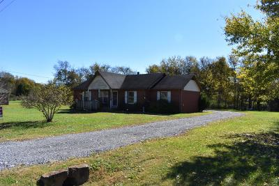 Smyrna Single Family Home Under Contract - Not Showing: 535 Carter Ln