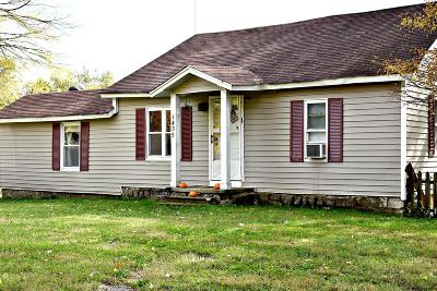 Lewisburg Single Family Home For Sale: 1435 S Berlin Rd