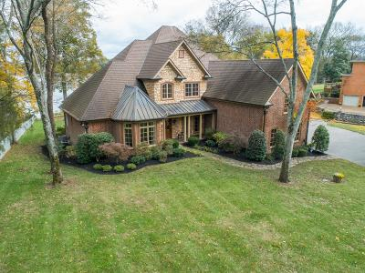 Old Hickory Single Family Home Under Contract - Not Showing: 705 Bay Ct