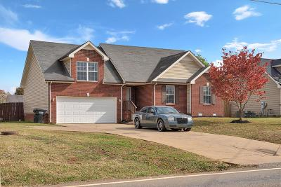 Clarksville Single Family Home For Sale: 1769 Needmore Rd