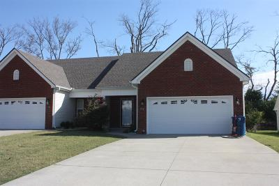 Smyrna Single Family Home For Sale: 732 Mill Springs Dr