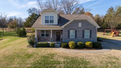 Lavergne Single Family Home Under Contract - Not Showing: 1008 Blair Oaks Ct