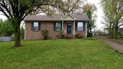 Christian County Single Family Home For Sale: 636 Artic Avenue