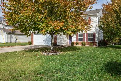 Thompsons Station  Rental Under Contract - Not Showing: 2767 Sutherland Dr