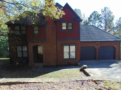 Marshall County Single Family Home For Sale: 455 Skyline Dr