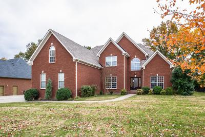Murfreesboro Single Family Home For Sale: 1506 Marathon Dr