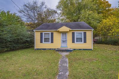 Murfreesboro Single Family Home For Sale: 715 East St