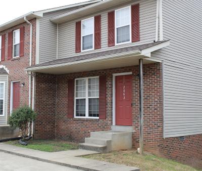 Clarksville Multi Family Home Under Contract - Not Showing: 2056 Tynewood Dr