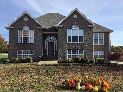 Ashland City Single Family Home For Sale: 1113 Eastland Dr